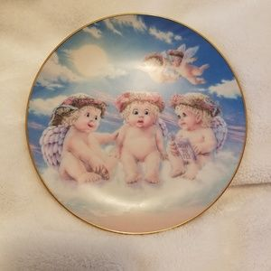 Hamilton Collection Dreamsicles collectors plate